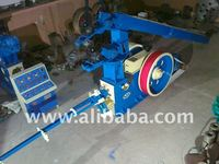 Wood Crushing Machine