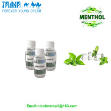 Mint/Menthol Flavor Concentrate Liquid for vaping