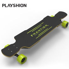 New design 500w*2 dual hub motor Remote control electric skateboard longboard