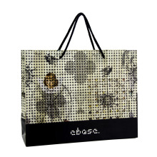 Luxury gift shopping Professional Customized recyclable burberry paper bag