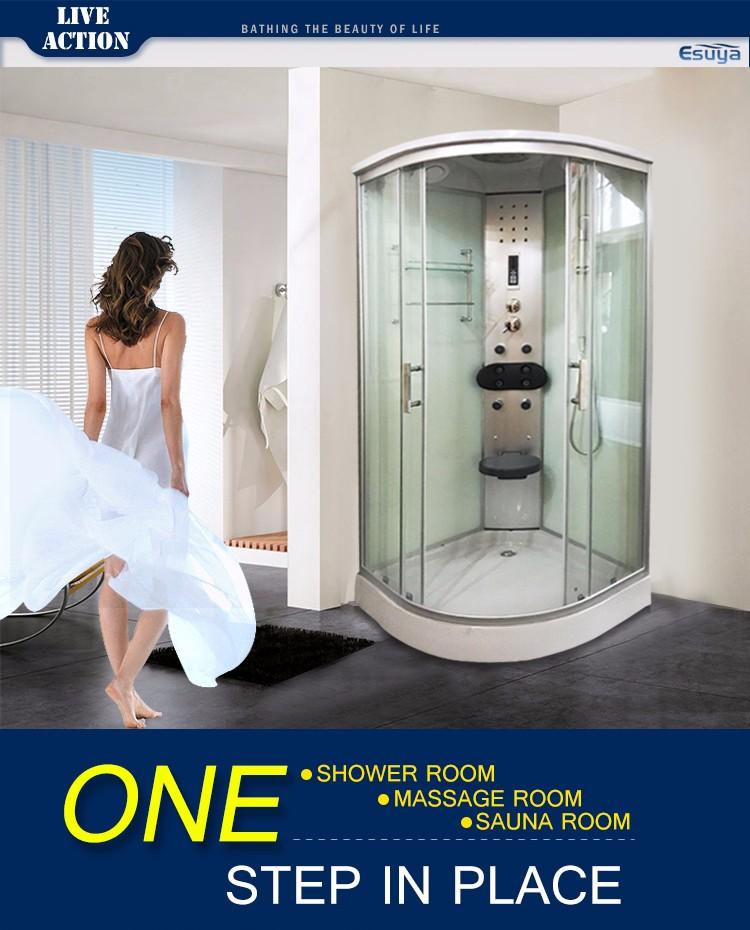 complet cabine de douche avec toit chaude et froide robinet d 39 eau a ration fen tre cabine salle. Black Bedroom Furniture Sets. Home Design Ideas