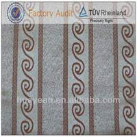 geometric pattern 100% polyester curtains fabrics 2013 china