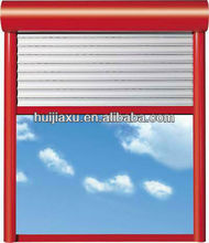 aluminum window roll shutter window in guangzhou