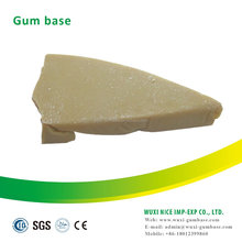 factory price good quality natural chiclet gum base for ball bubble gum