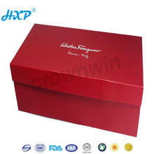 High quality decorative cardboard shoe box weight for Custom Design