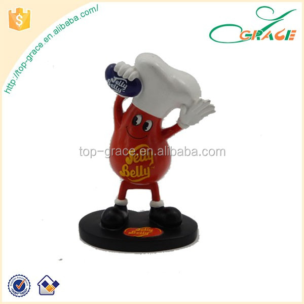 china manufacturer resin bobble head figurines