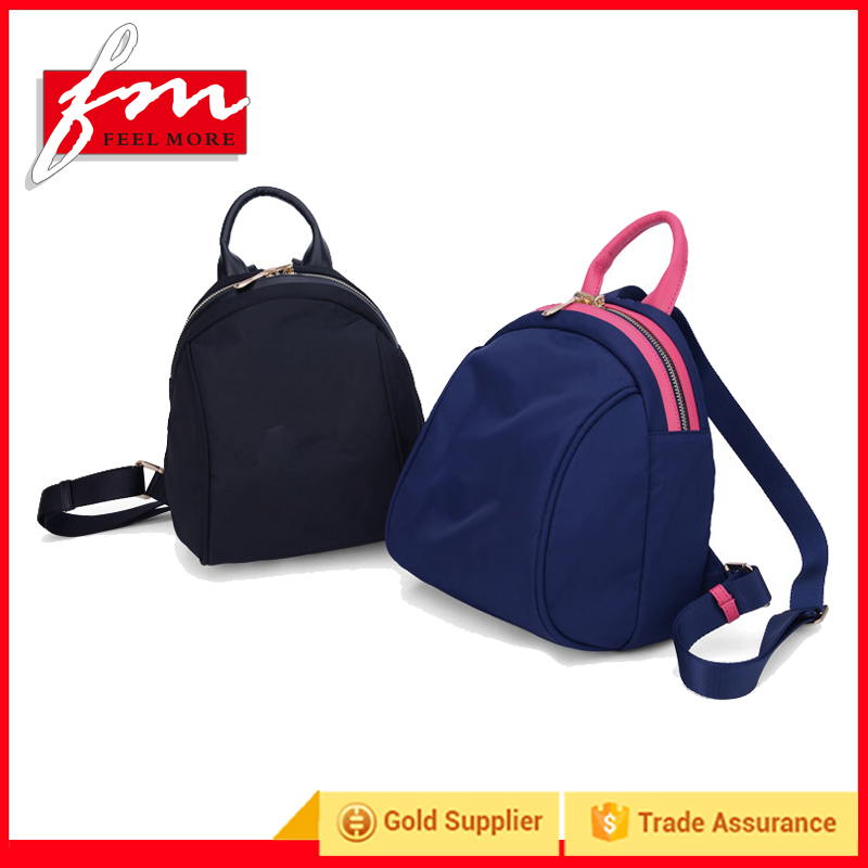 Unique Waterproof Wholesale Custom Youth Girl Nylon Mini Backpacks