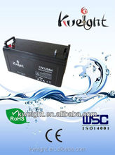 GFM Battery 12V120AH with High Quality At Low Price For UPS System