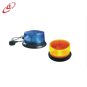 super bright LED rotating beacon magnetic flashing lights