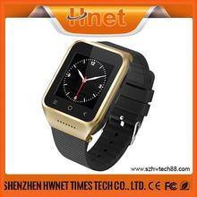 Factory price!!!2014 new fashion mtk6577 smart watch phone