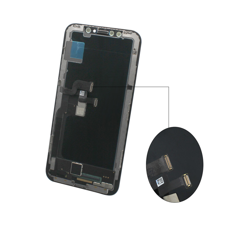For apple iphone X LCD display for iphone X lcd screen