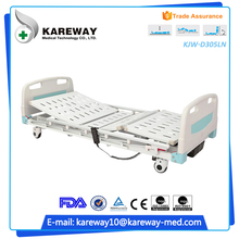 3 Cranks medical hospital equipment patient care electric bed