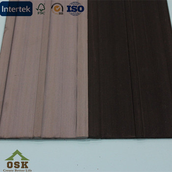 New Designed UV-resistant Decorative WPC Wall Panel 150*8mm