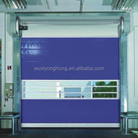 High Speed Roller Shutter Door Fast
