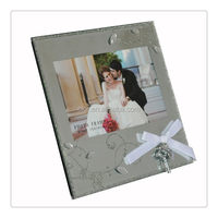 Excellent quality most popular decorative glass photo frame