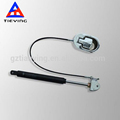 Factory Price Stainless Steel Locking Nitrogen Gas Spring , Gas Struts For Office Chairs