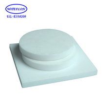 ptfe teflon moulded plate custom designed anti corrosion lined materials teflon ptfe sheet lining bearing pads