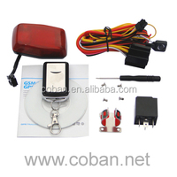 motorcycle anti-theft gps tracker GPS304 with real time tracking,arm coban product