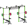 Multifunctional Wall Mounted Fitness Equipment OKPRO Rig