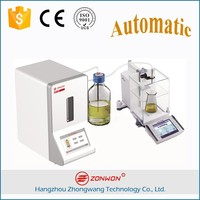 multi-functional laborary liquid syringe pump dispensers from china, Touchscreen Control