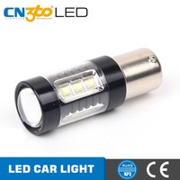 CN360 80W 720LM CE Rohs Certified 1156 Led Car Light Bulb Socket