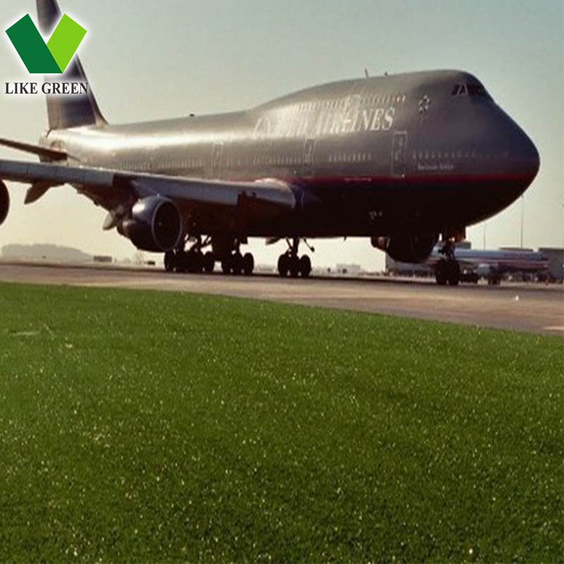Aritificial Grass Turf For Airport