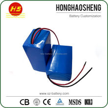 shenzhen custom 24 volt lithium ion batteries lifepo4 accu 18650 rechargeable e-bike battery 24v 11.2ah