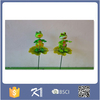 2015 new design plastic frog decorative garden stakes