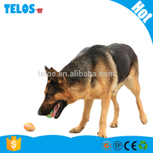 Factory supply durable rubber dog ball