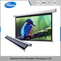 customize 60inch-150inch wall projection reviews clean projector screen
