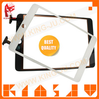 Mobile Accessories Wholesale For iPad mini 2 touch screen Top for iPad mini 2 glass screen and digitizer assembly