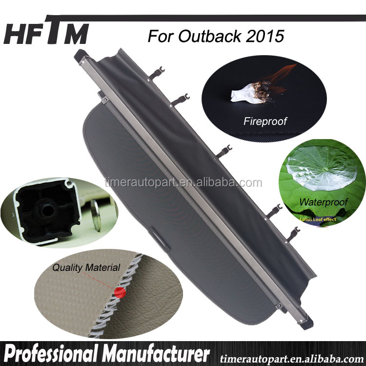 privacy protection SUV Cargo cover for Outback 2015
