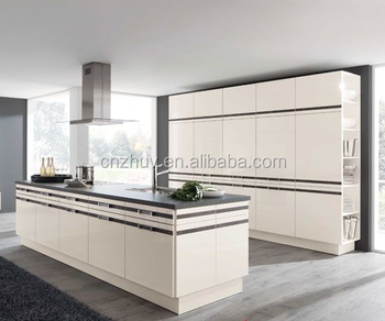 Luxury acrylic sheets kitchen cabinets with new design for Acrylic sheet for kitchen cabinets