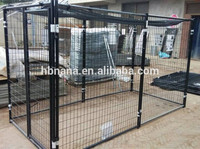Cheap chain link dog kennels / wholsale dog cage / chain link fence
