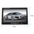 "factory sales car rearview 7"" TFT LCD 2 AV 12 volt square lcd monitor"
