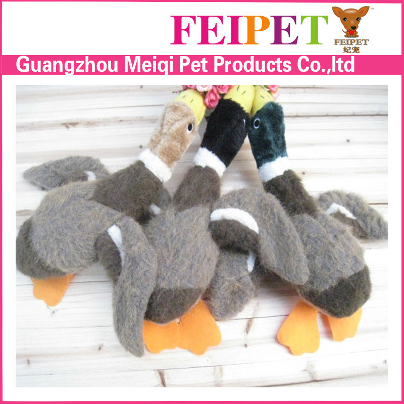 New high quality pet dog toy duck pet novelty items wholesale in China