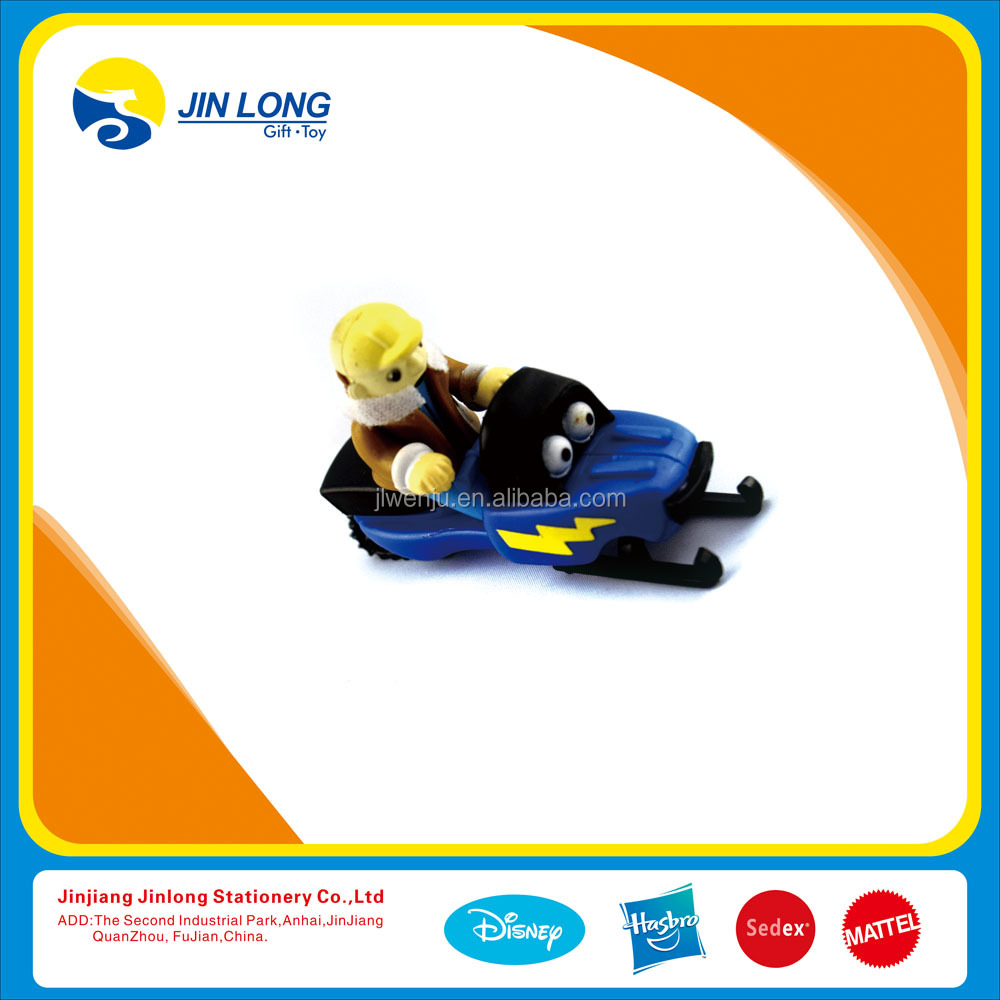 Hot sales plastic snowmobiles toys