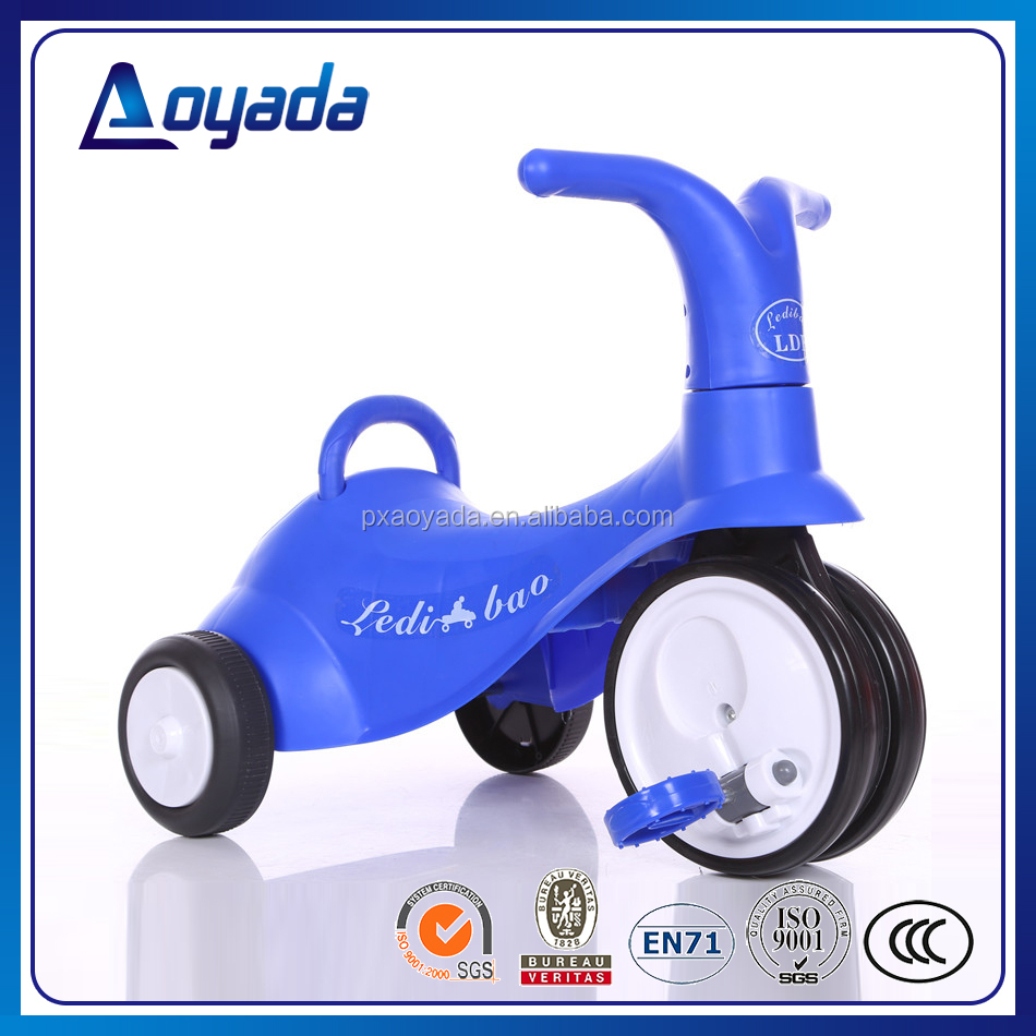 2017 hot sale kids tricycle more safety baby tricycle