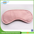 China Factory Wholesale Cheap Fabric Graid Eye Mask