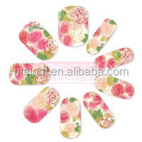 Nail and toes designs, nail stickers