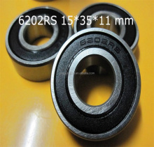 Deep groove ball bearing 6202RS ZZ with stock