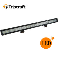 2row 270W 10Watt led bull bar light with 27pcs led lamps