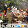 OA23533 Children Play Ride Park Children Rides Ride On Dinosaur