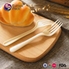 Food Plastic Fork Restaurant Hotel Supplies