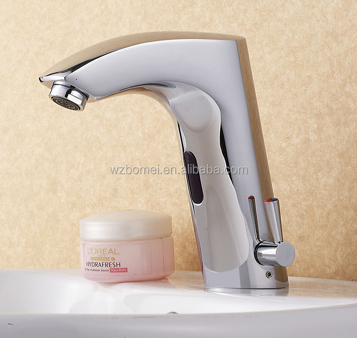 Factory produce faucet/ Automatic induction mixer / kitchen water tap
