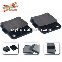 china ATV brake pads for 110cc atv plastic parts