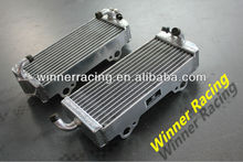 aluminum alloy radiator for Gas Gas EC 450 FSE/FSR