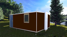 prefab good insulated shipping cheap modular folding container homes kit house