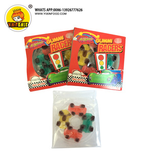 Fruit juice contains Animal shape bulk bear,pizza,drop shapes gummy candy