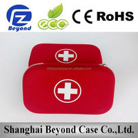 2015 New product wholesale custom mini travel car first aid kit bag